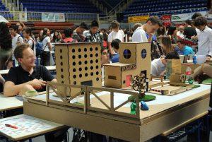 Proyecto Robocampeones