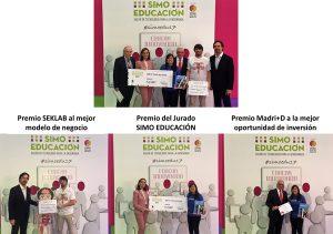 Ganadores de SIMO IMPULSO 2017