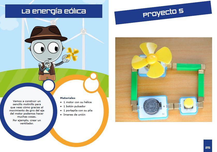 Libro proyectos Little engineer