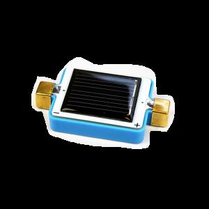 Placa solar imán
