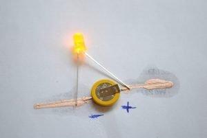 Circuito rotulador conductor