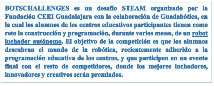 Botschallenges Guadalajara descripción