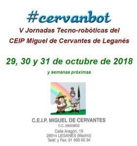 Cervanbot 2018