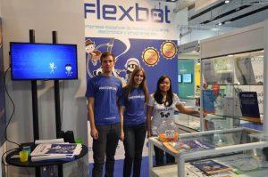 Stand Flexbot SIMOEDU18