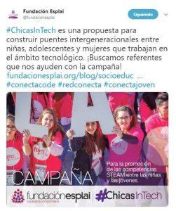 #ChicasInTech-Esplai