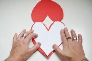 Tarjeta de San Valentín